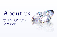 About us サロンドアッシュについて